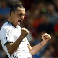 Ibrahimovic making immediate impact at United