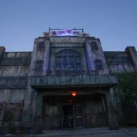 Enter if you dare: The Super Scary Labyrinth of Fear at Fuji-Q Highland in Yamanashi Prefecture is one of the many haunted houses scaring up business this summer.