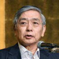 As BOJ rethink looms, Kuroda dismisses calls to halt aggressive easing campaign