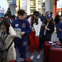 Tokyo Metro to launch left-luggage service