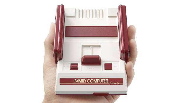 Nintendo to reboot classic Famicom game console