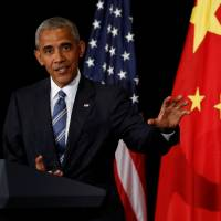 Obama to call for early enforcement of TPP in Asia 'rebalance' speech during Laos visit