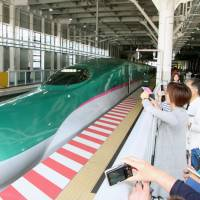 Mixed results for land prices on new shinkansen routes