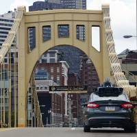 Uber hopes if driverless taxis make it in Pittsburgh, they can make it anywhere