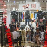 Giant Singapore store a symbol of Uniqlo's push into Southeast Asia