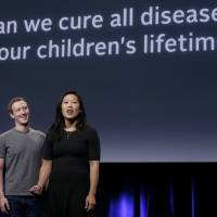 Chan Zuckerberg fund pledges $3 billion to fight, cure diseases