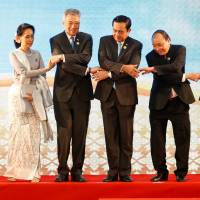 ASEAN summit goes soft on China over sea dispute