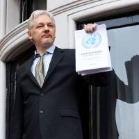 Swedish appeals court upholds detention order for Assange in rape case