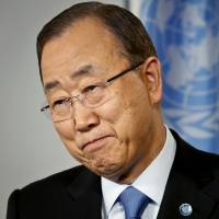 After a decade, U.N. chief disappointed in many world leaders