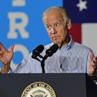 Biden to UAW: Trump can't be trusted with nuke launch codes, is silver-spooner clueless to middle-class woes