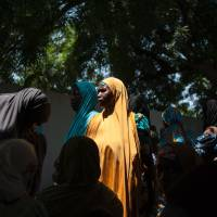 Female victims of Boko Haram forced to sell sex for food in Nigeria camps