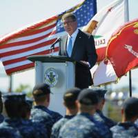 Pentagon chief calls U.S.-Philippines military alliance ironclad, vows Asia forces boost