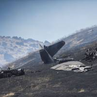 Air Force pilot dead, another hurt after ejecting before U-2 crashes in California