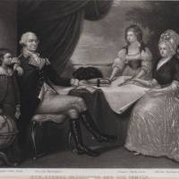 Historic recognition: Washington's family tree is biracial