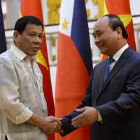 Philippines' President Duterte to scrap war games with U.S.