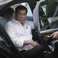 Philippines' Duterte says 'not a fan' of US, plots own course