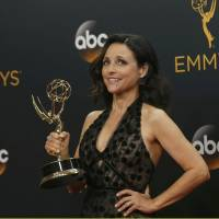 Politics take center stage at Emmys alongside winners
