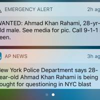 FCC bolsters emergency cellphone alerts after NYC bombing