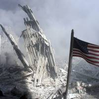 Flag that vanished from 9/11 ground zero site found in Washington state
