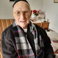 Holocaust survivor, world's oldest man turns 113, gets century-late Bar Mitzvah