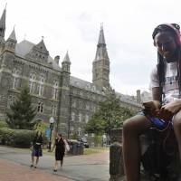 Georgetown to atone for slavery legacy, give descendants priority admission