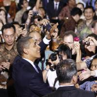 Indonesians still proud of link to Obama, though hopes have dimmed
