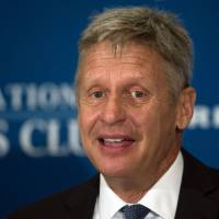 Another 'Aleppo moment' as Libertarian candidate can't name favorite world leader