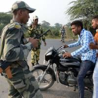 U.S. urges caution after India carries out 'surgical strikes' across Kashmir frontier