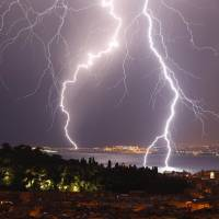 French, U.S. lightning bolts deemed to be world's longest