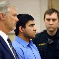 Accused Washington mall massacre suspect confesses to all five slayings