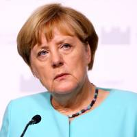 Once-powerful Merkel losing her shine in Europe due to weakness at home