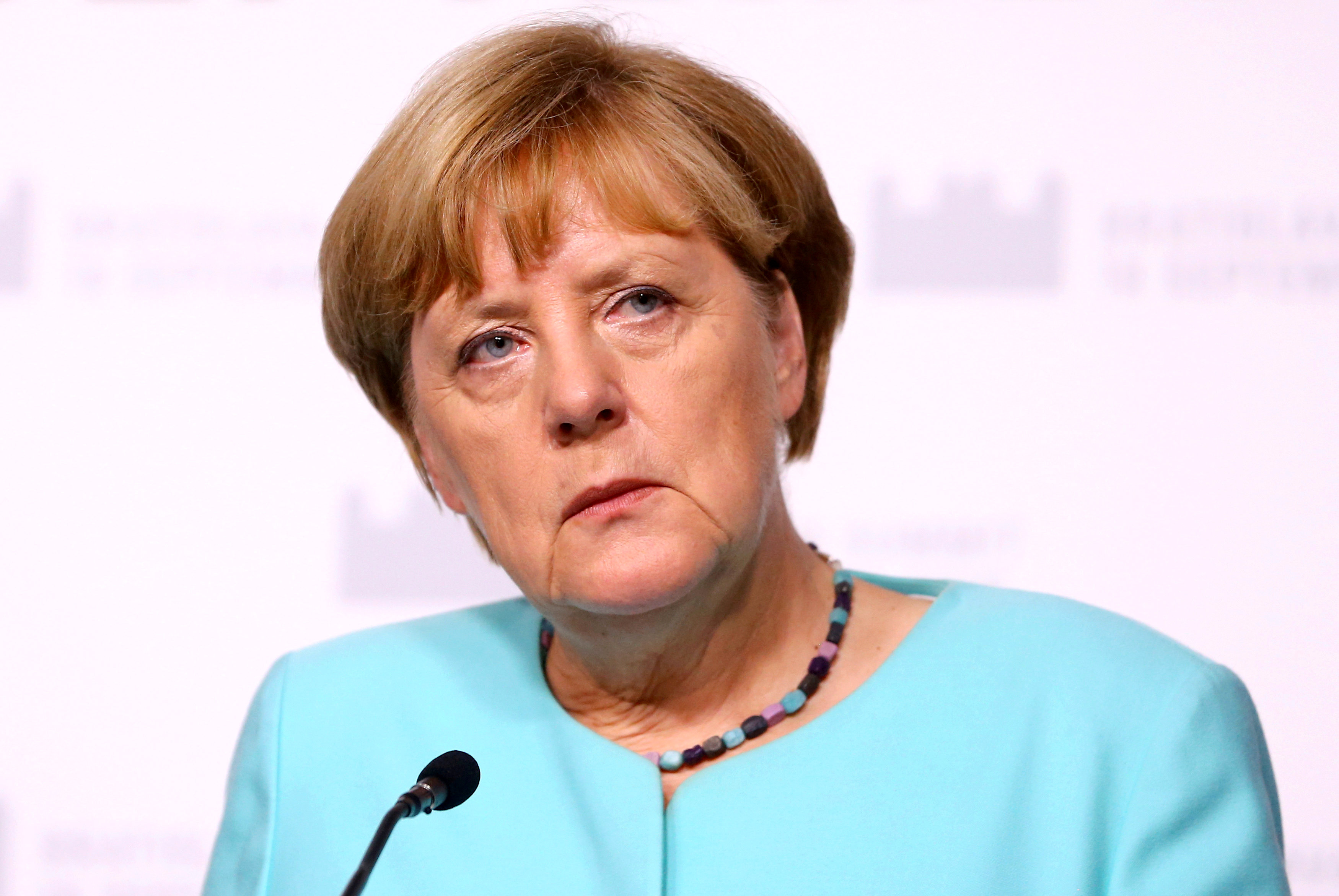 German Chancellor Angela Merkel | REUTERS
