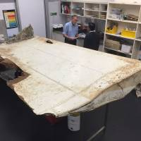 Wing flap found in Tanzania confirmed to be part of MH370