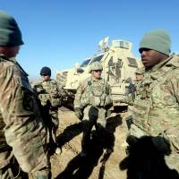615 more U.S. troops Iraq-bound to help with Mosul offensive