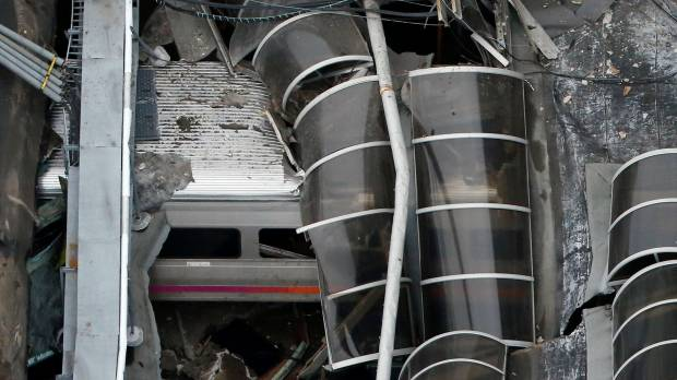 Injured driver cooperating in probe of fatal N.J. rush-hour train crash into station