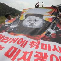Pyongyang ready to 'counterattack' amid U.S. 'provocation'