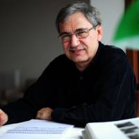 Nobelist Pamuk: 'Freedom of thought no longer exists' in Turkey