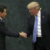 Pena Nieto slammed for 'humiliating' meeting with Trump and his failure to demand apology