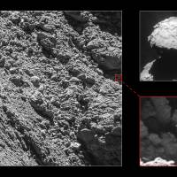 Hello Earth! Can you see me? Rosetta spots crashed Philae in comet ditch