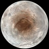 Pluto 'spray-painting' Charon moon's poles, emitting mystery X-rays
