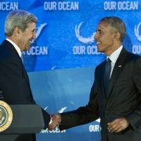 Obama declares new Atlantic marine reserve at ocean summit; other states set to follow his lead