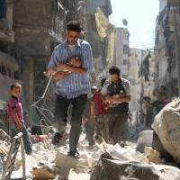 Syria truce takes effect under U.S.-Russia deal amid distrust of emboldened Assad