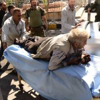 Two biggest hospitals in rebel-held Aleppo bombed