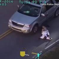 Lawyer for white Tulsa policewoman who killed black motorist says he ignored cops' commands