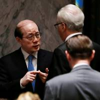 U.N. Security Council backs nuke test ban implementation