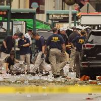 U.S. investigators search for links in trio of weekend attacks