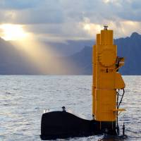 America's first wave-produced energy goes online in Hawaii