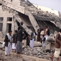 Yemen airstrikes, firefights claim at least 15