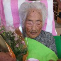 Aging Japan now has 65,692 centenarians