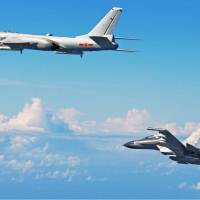 Japan scrambles jets as China warplanes fly through Okinawa strait